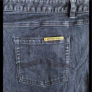 Michael Kors Straight Leg Jeans Size 16W